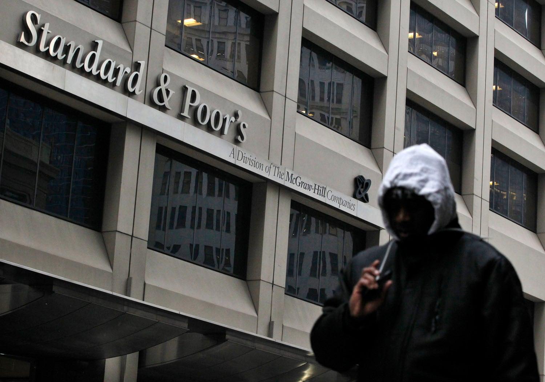 Standard and Poor's mantém preocupações com banca e endividamento privado