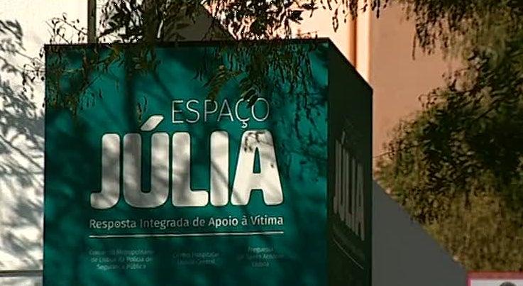Pa�s - Esquadra da PSP em Lisboa recebe v�timas de viol�ncia dom�stica