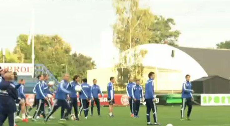 Dinamarca diz que Portugal tem equipa experiente