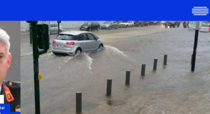 Pa�s - Danos em v�rios concelhos do Algarve devido ao mau tempo