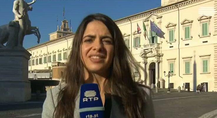 País - Matteo Renzi vai apresentar formalmente a demissão esta tarde