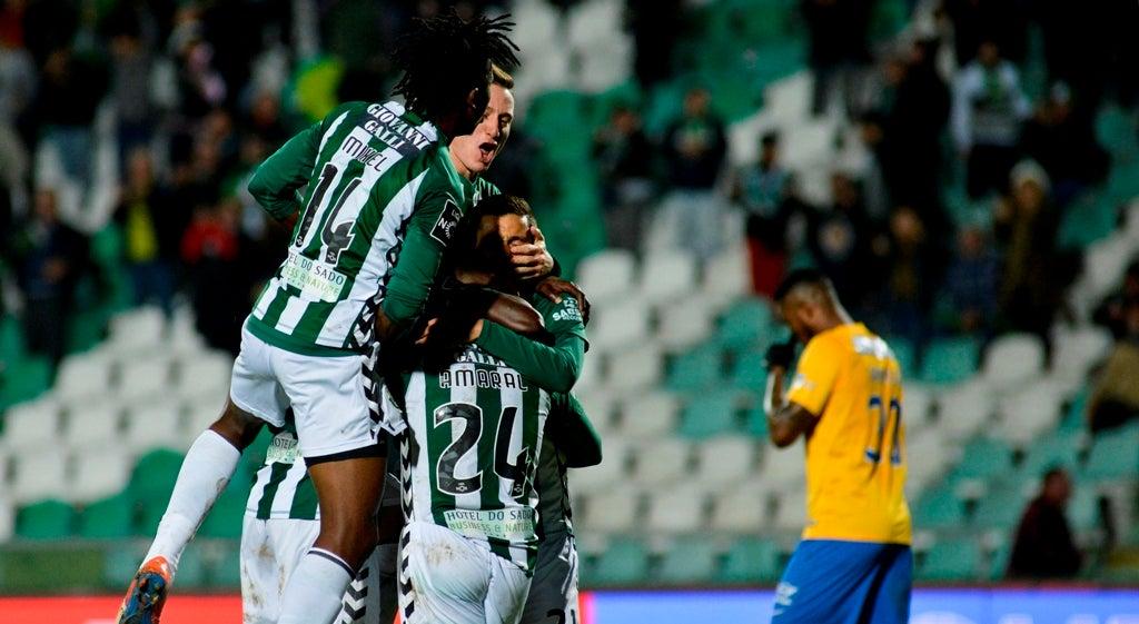 Vitória de Setúbal vence Estoril  a abrir jornada