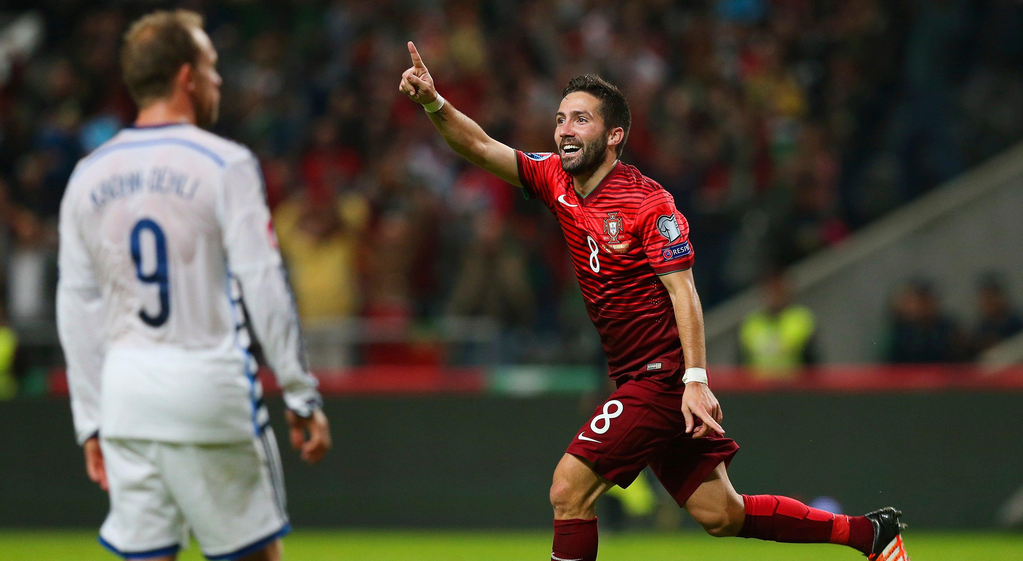 Portugal est� no Euro2016 em Fran�a