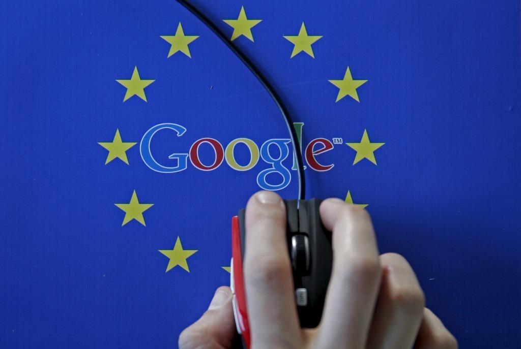 CE dá multa recorde de 2,4 mil milhões de euros à Google