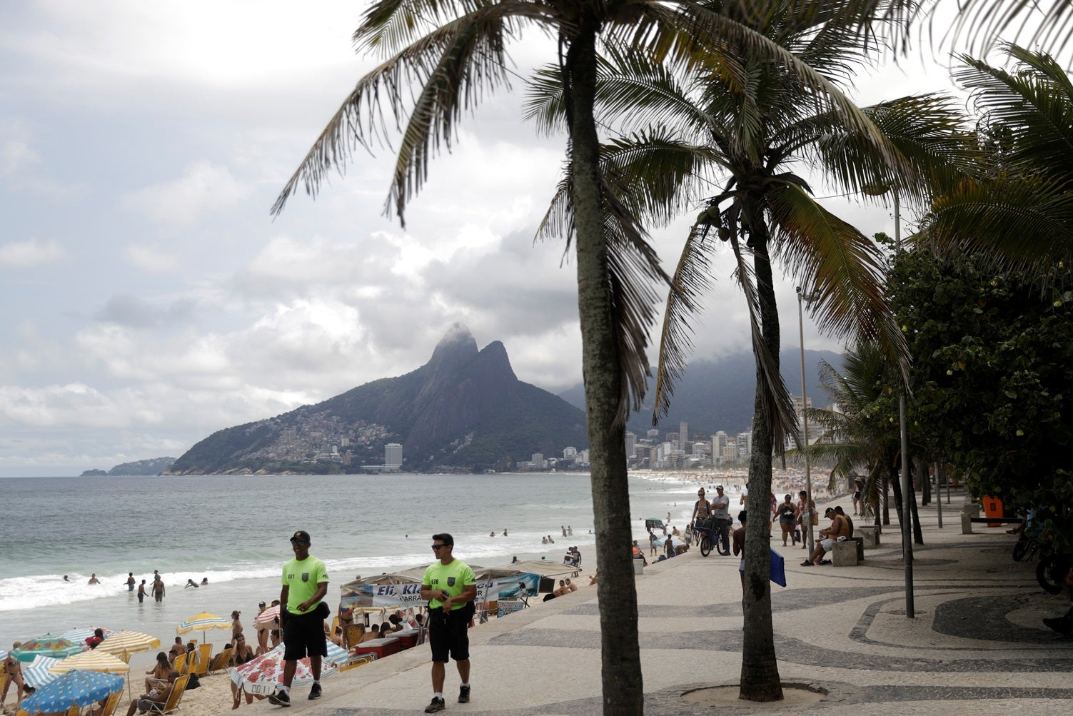Intervenção no Rio preocupa vizinhos