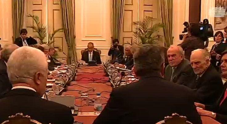 Política - Marcelo convocou Conselho de Estado para debater futuro da Europa