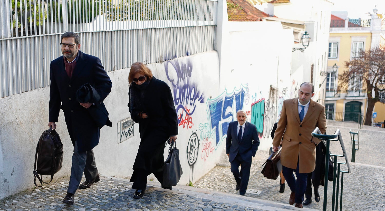 Rui Rangel e Fátima Galante suspensos de funções