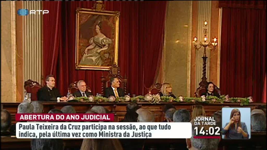 Ministra da Justiça vai deixar cargo no próximo Governo