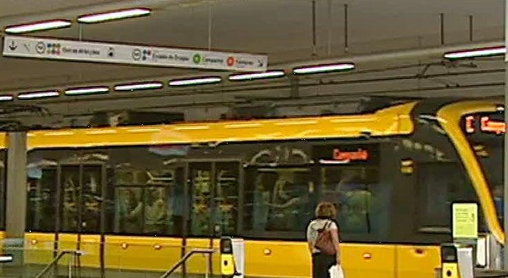 Metro do Porto vai ter novo tro�o entre Maia e Trofa