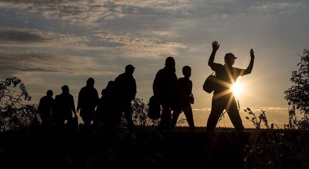 Refugiados eritreus em It�lia v�o ser acolhidos na Su�cia j� na sexta-feira