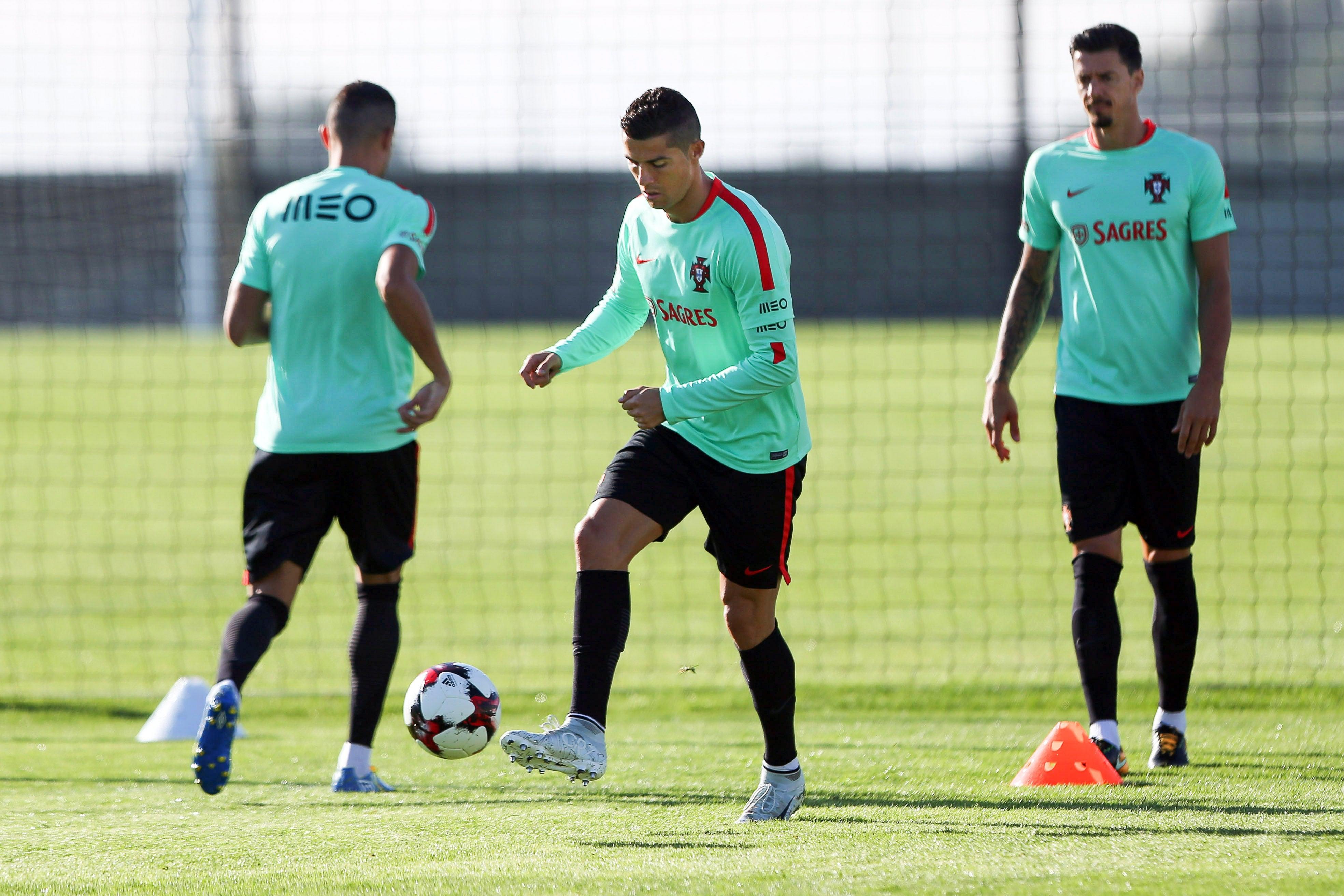 Portugal vence Suíça e carimba passaporte para o Mundial'2018