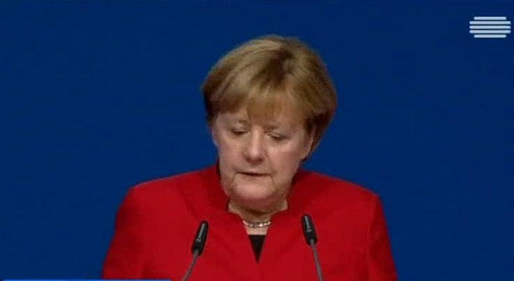 Merkel defende que Brexit não deve afetar mercado europeu