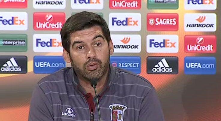 Futebol Internacional - Braga recebe hoje o Slovan Liberec