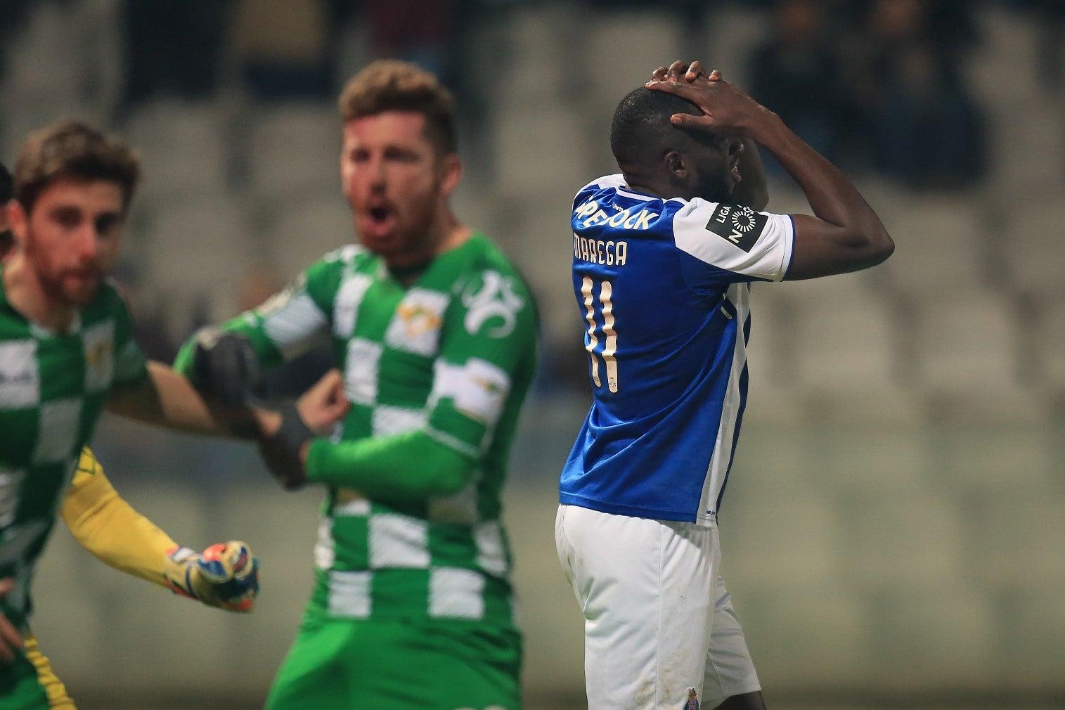 Guarda-redes do Moreirense julgava que o FC Porto tinha ganho — Insólito
