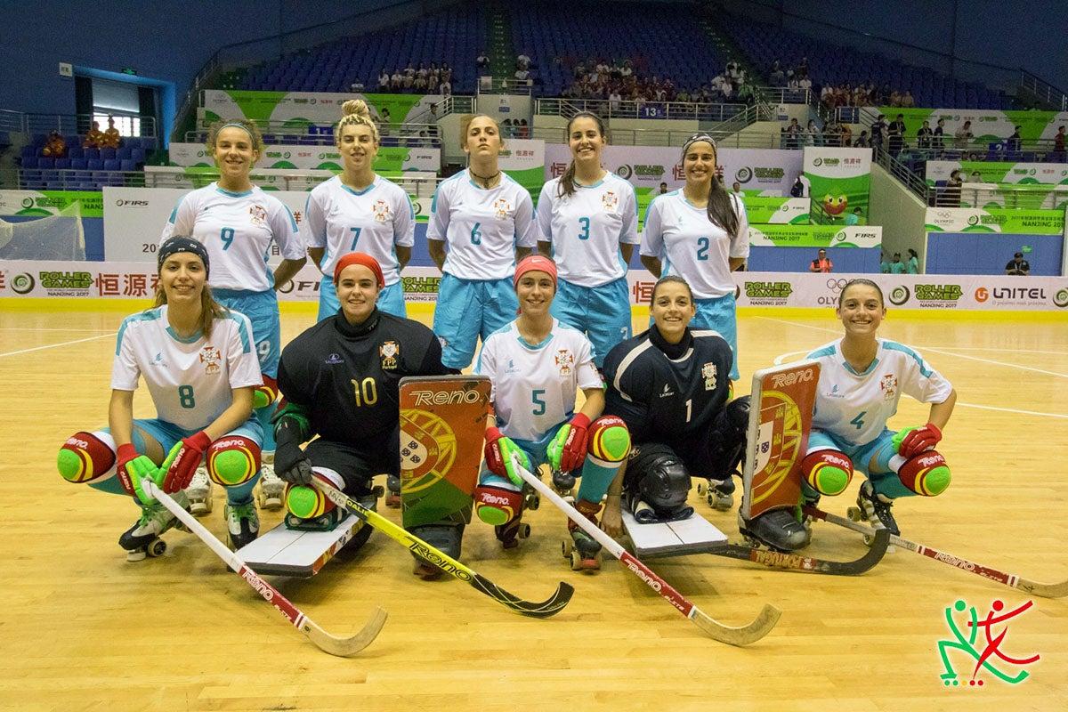 Portugal falha as meias-finais — Mundial feminino