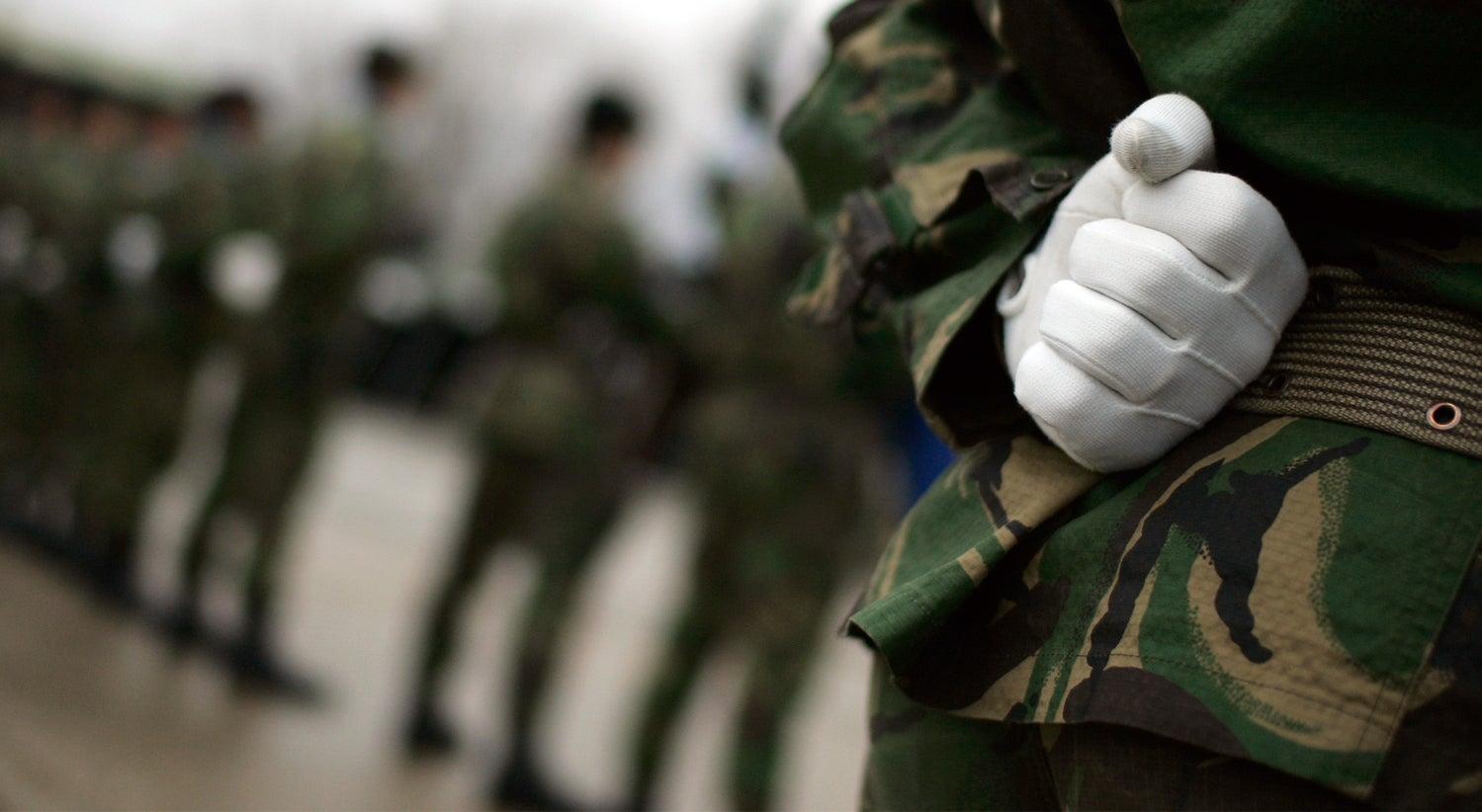 Detidos cinco oficiais e dois sargentos dos Comandos