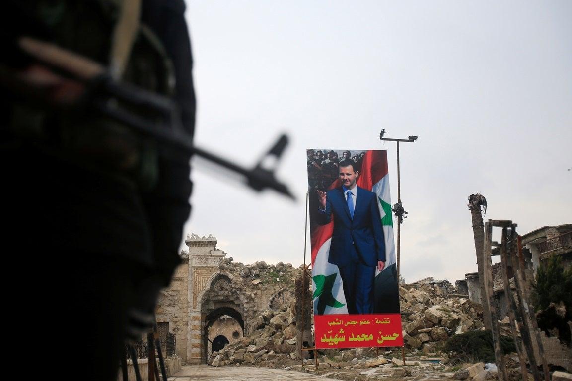 Governo da Síria rejeita relatório da Anistia sobre enforcamentos em massa