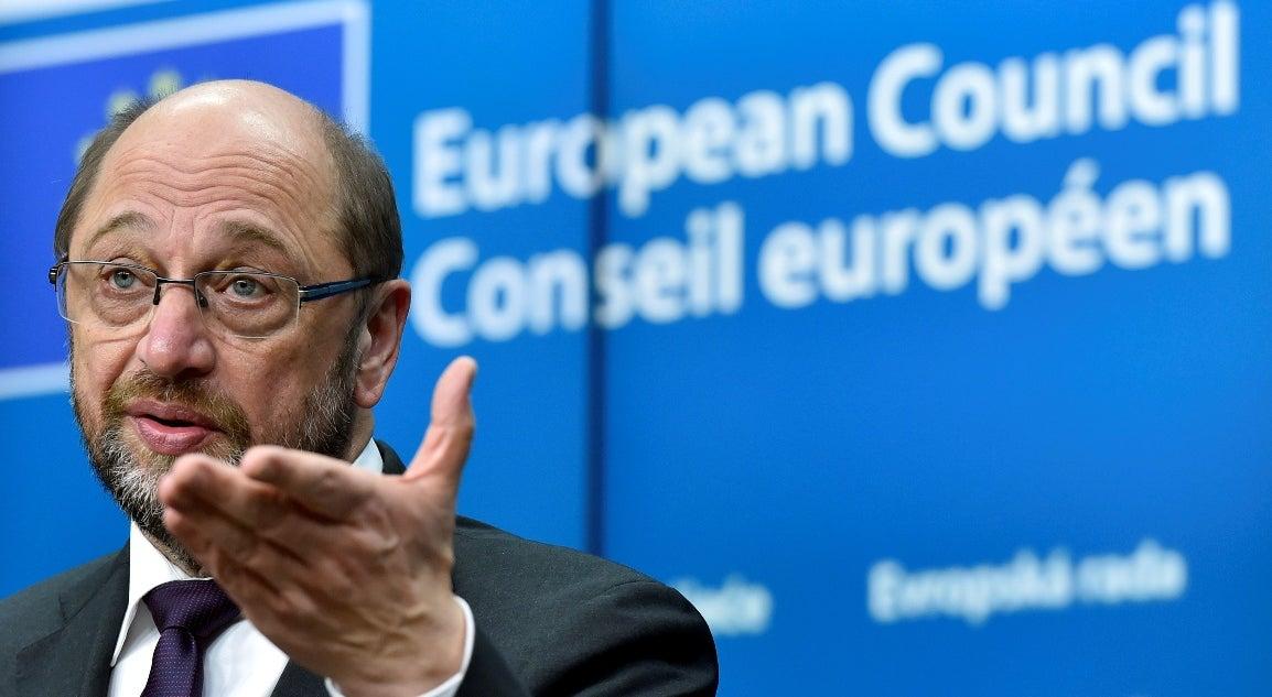 Mundo - Martin Schulz deixa hoje a presidência do Parlamento Europeu