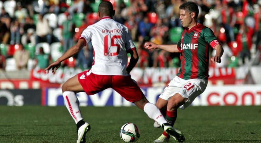 Marítimo e Sp. Braga nos 'play-offs' de acesso à Liga Europa