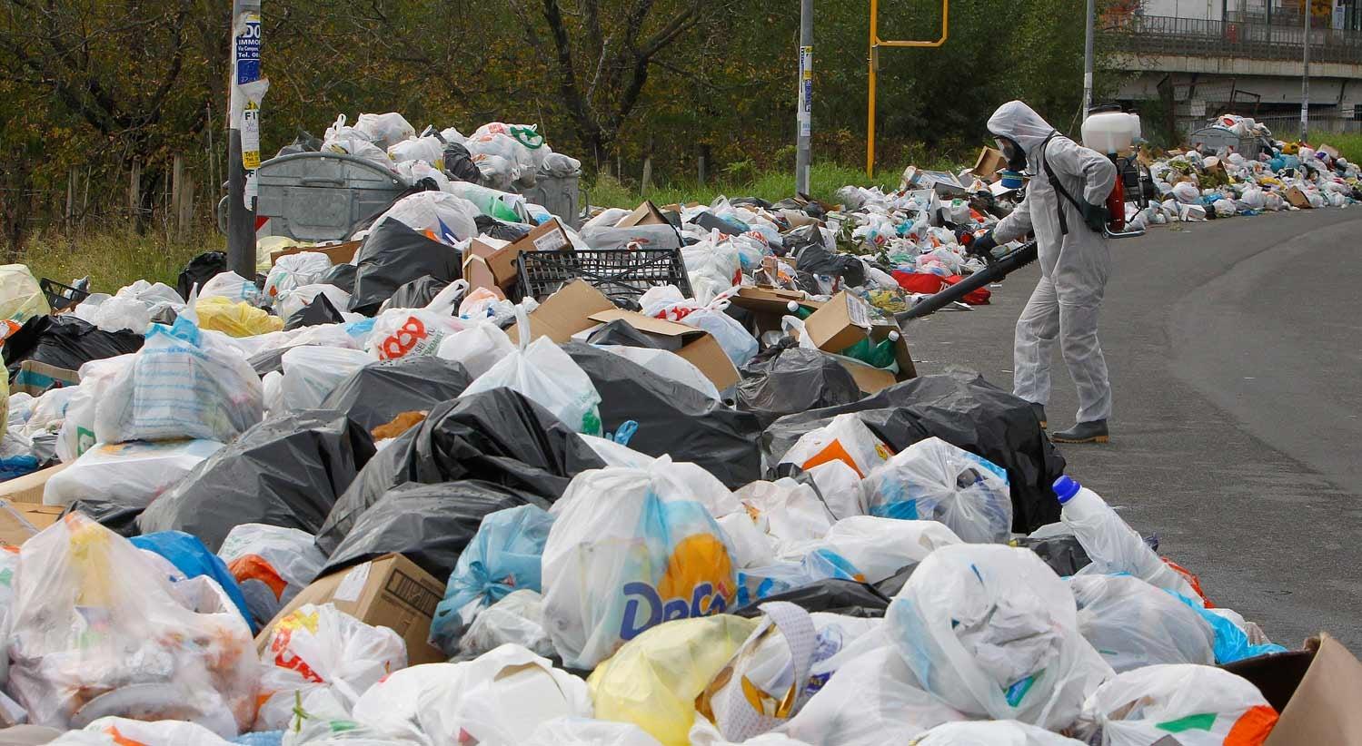 Lixo suspeito vindo de Itália chega a Portugal