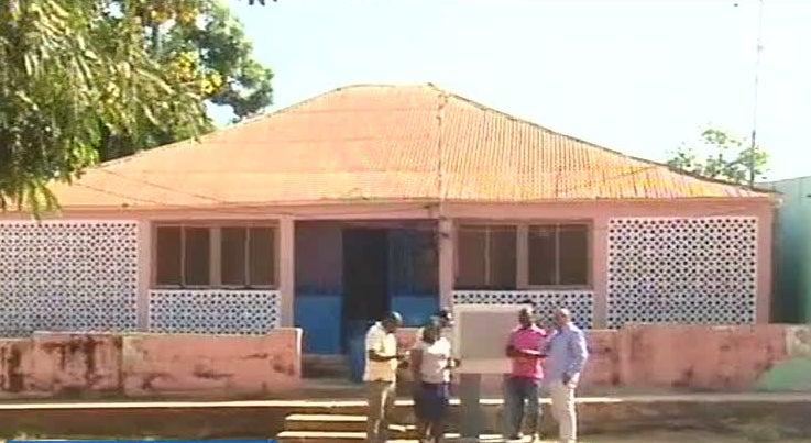 Desporto - Éder é uma das figuras do ano na Guiné-Bissau