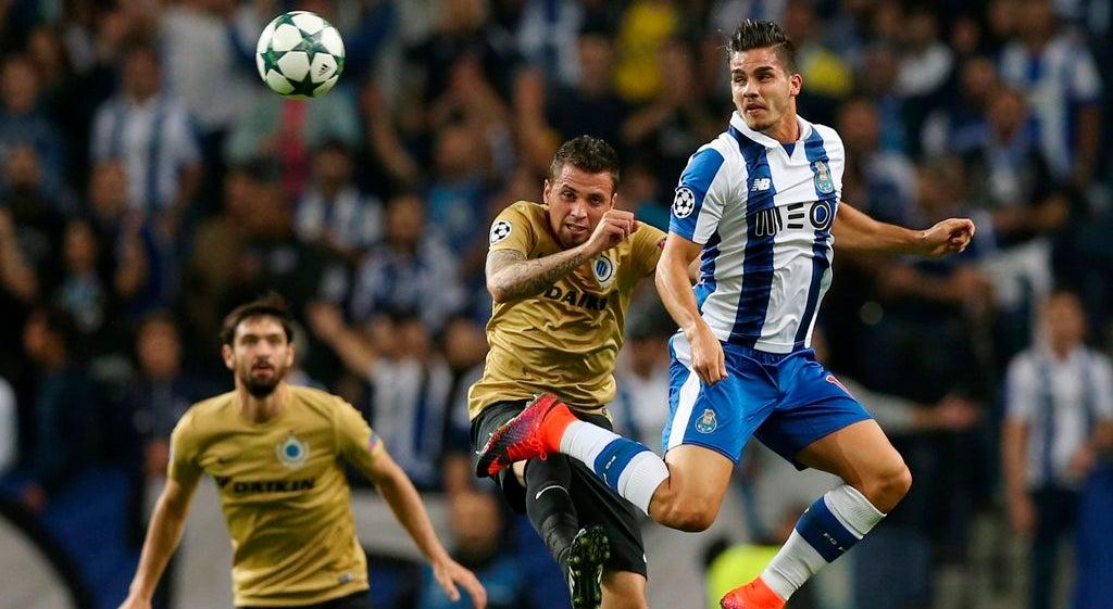 André Silva, Danilo e Brahimi de regresso ao trabalho no FC Porto