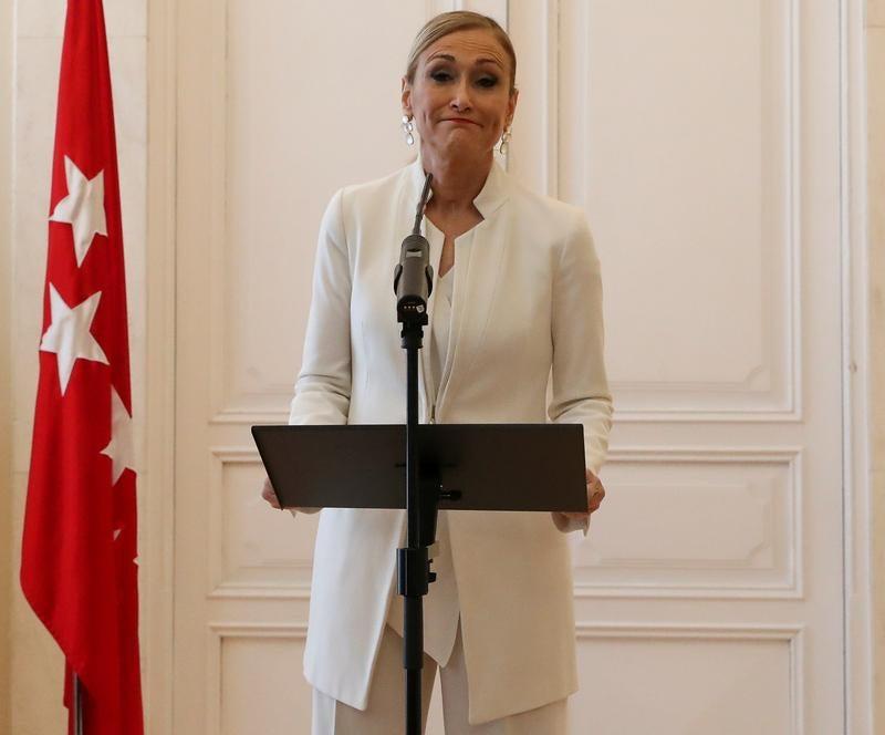 Presidente da região de Madri renuncia após escândalos