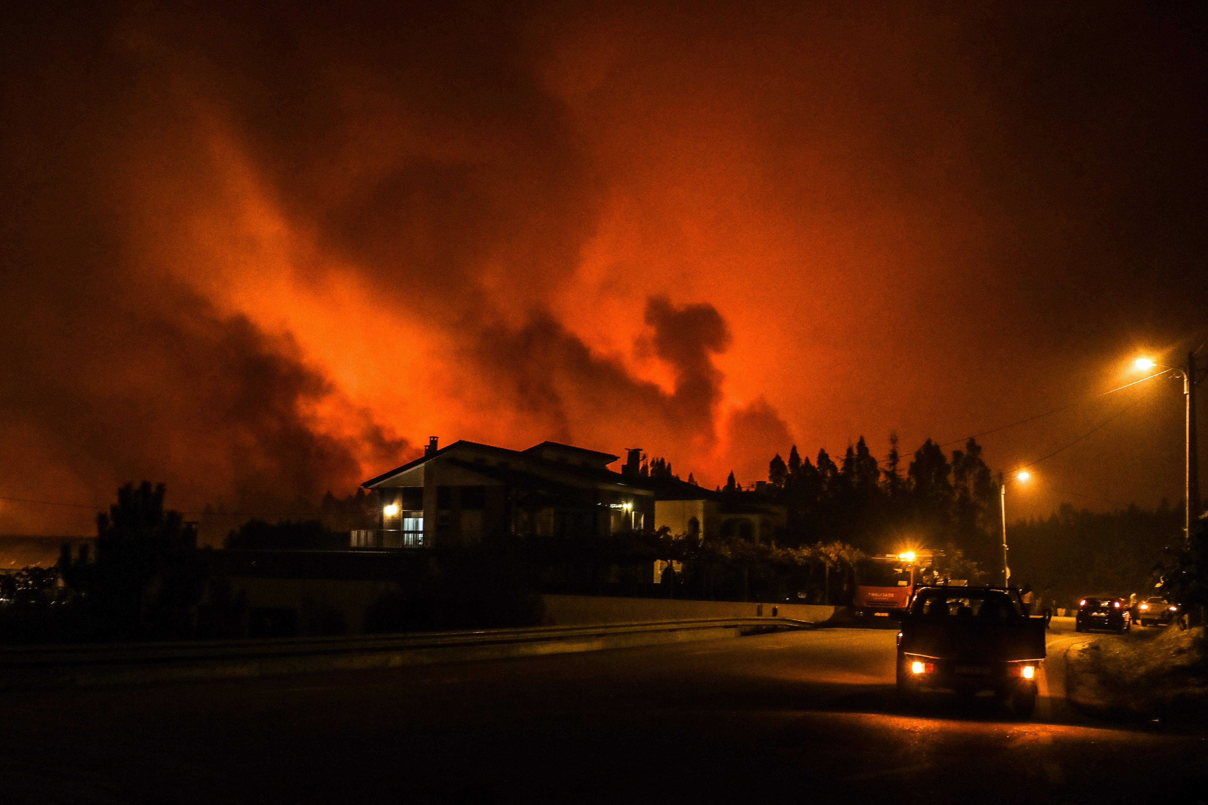 27 mortos é o balanço oficial (nova atualização) — Incêndios