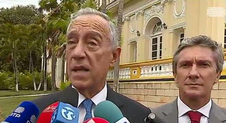 Marcelo revela que conhecer Fidel era um sonho de juventude