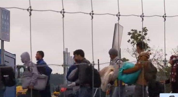 Primeiros refugiados chegam a Portugal ainda durante o m�s de outubro