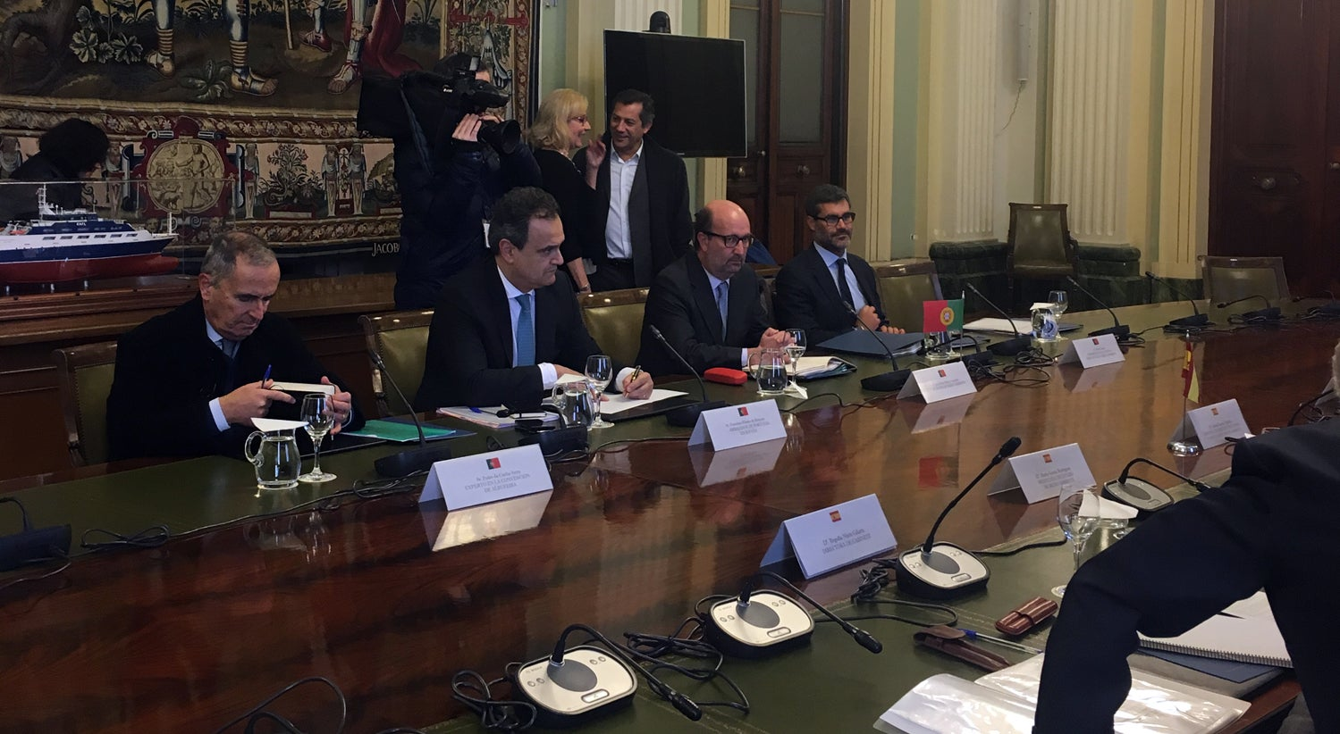 Portugal vai apresentar queixa sobre Almaraz a Bruxelas