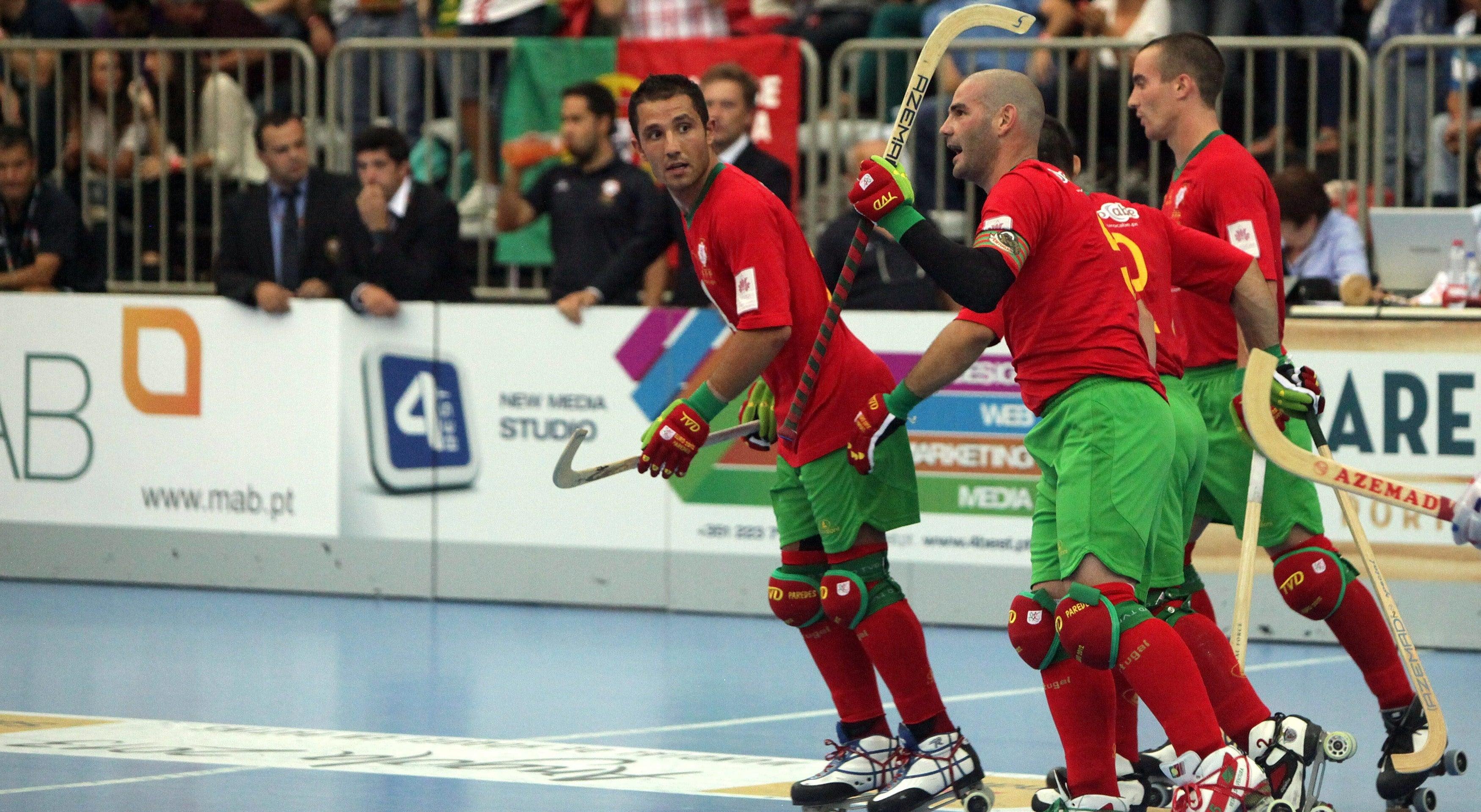 Portugal goleia França