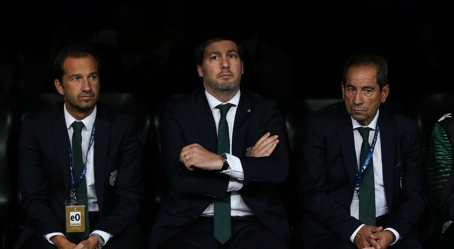 Bruno de Carvalho espera Sporting �campe�o� esta �poca
