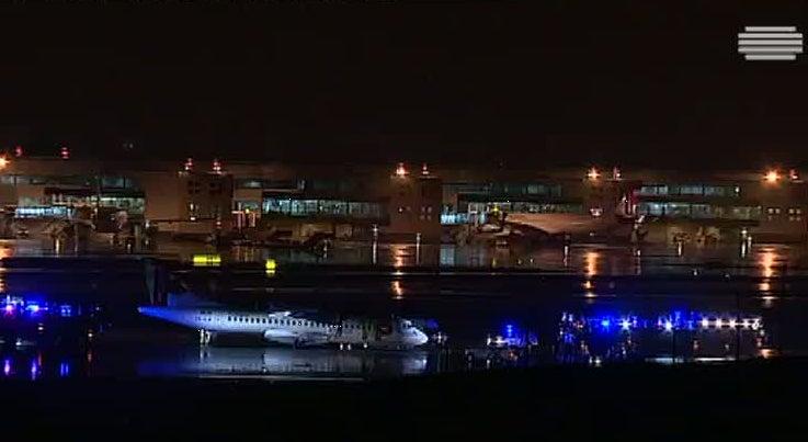 Situa��o normalizada em Lisboa depois de susto com avi�o da TAP