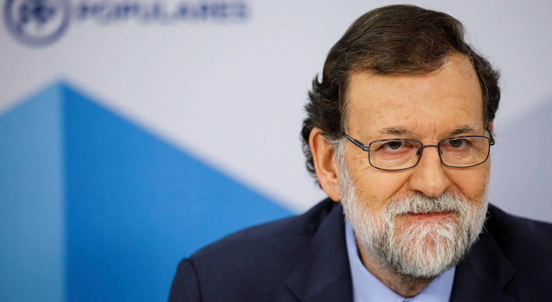 Rajoy diz que é inviável Puigdemont ser presidente da Catalunha a distância