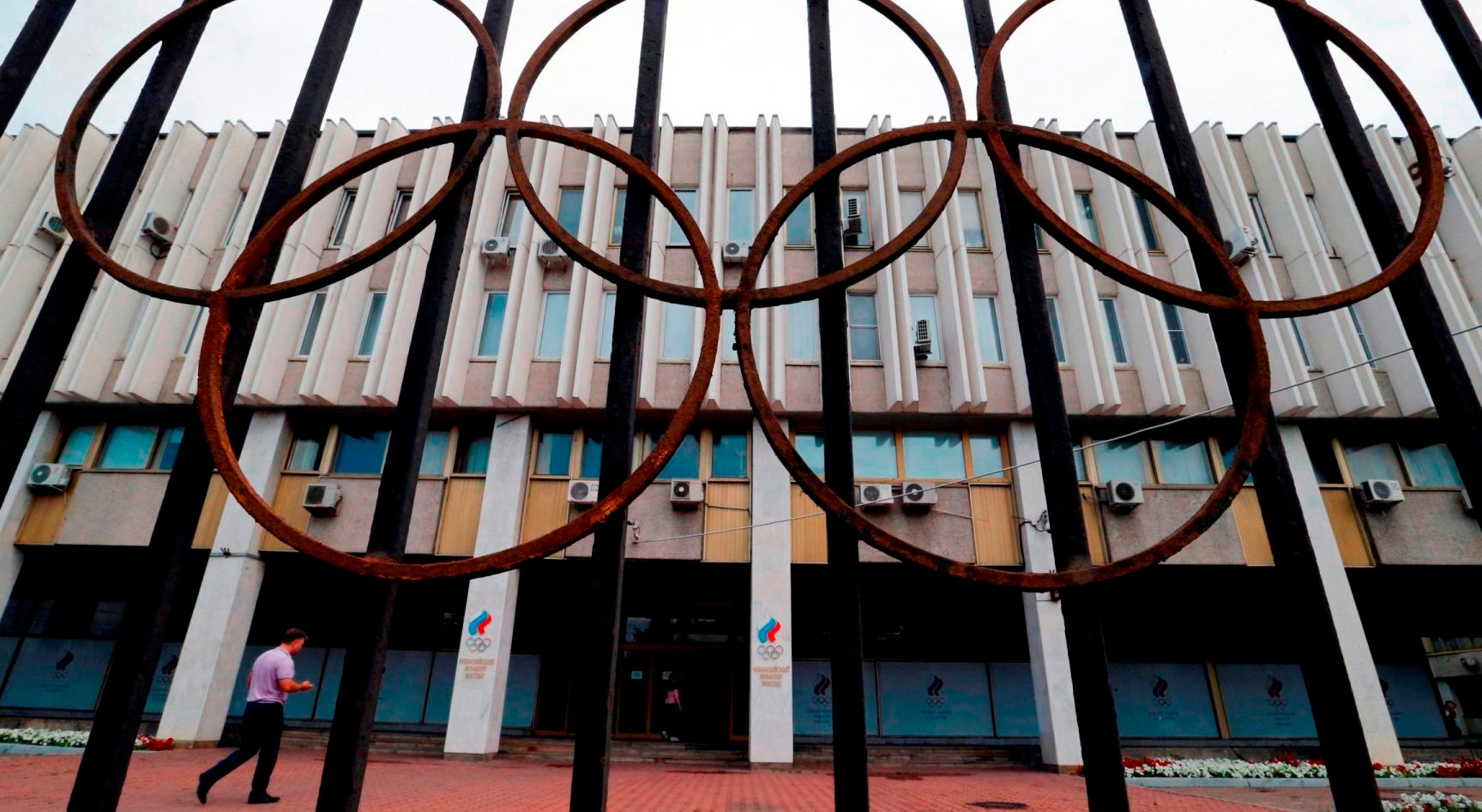 Mais de mil atletas russos na rede de doping