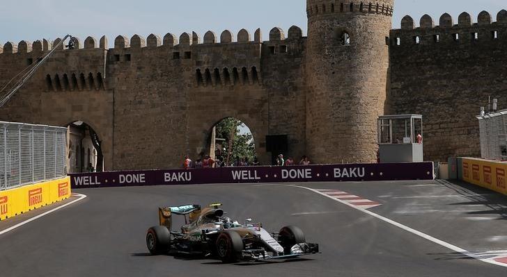 Rosberg Vence GP da Europa