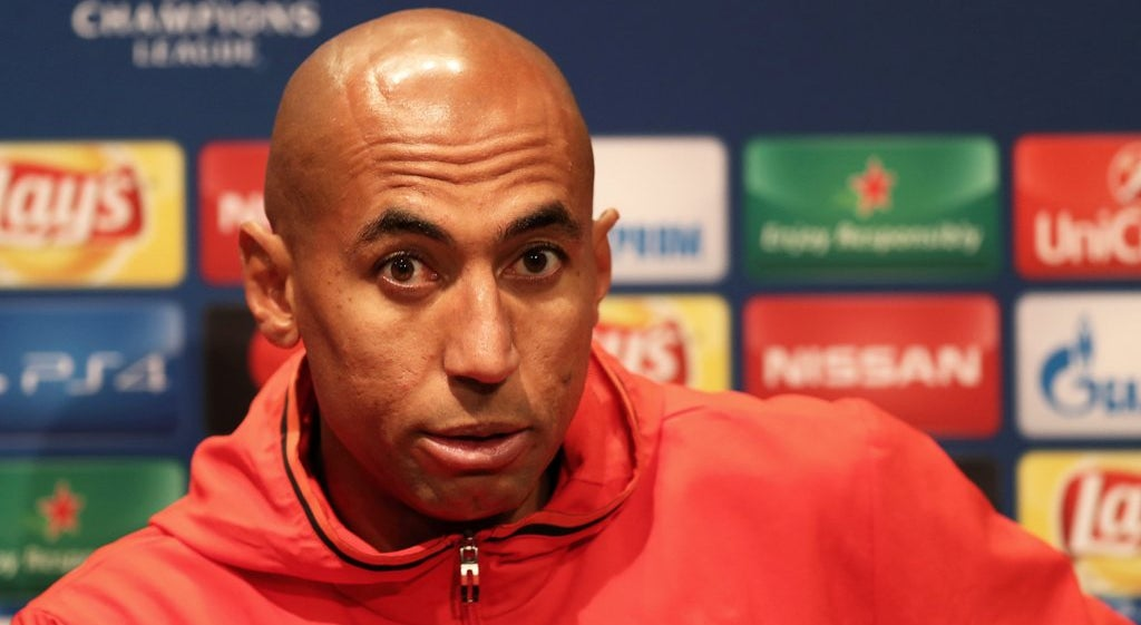 Luisão diz que Benfica ambiciona presença consecutiva nos oitavos da Champions