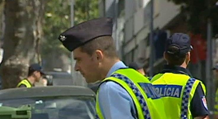 Pa�s - PSP deteve 26 pessoas durante o fim de semana