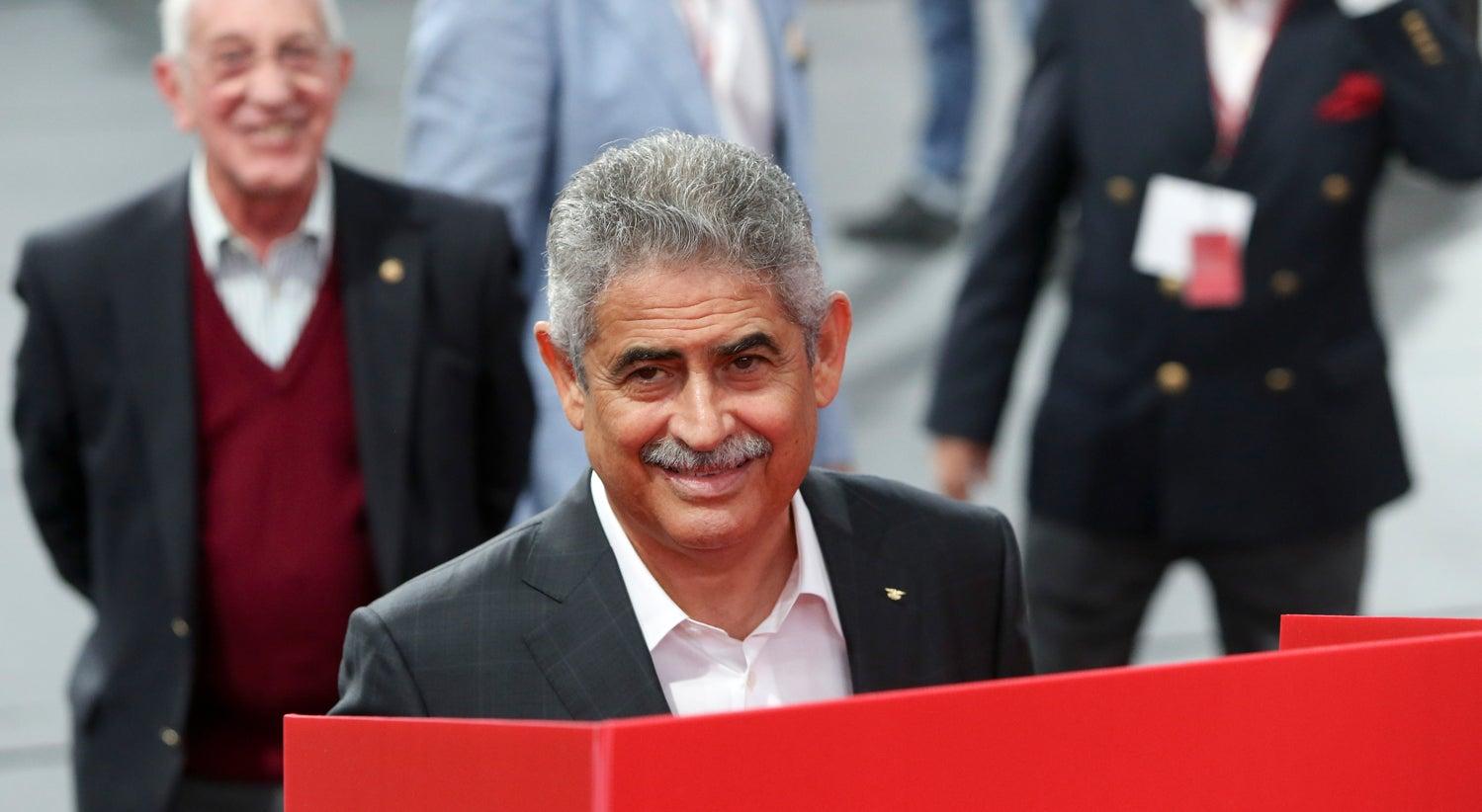 Benfica recorre para TAD e acusa Conselho de Disciplina de erros graves