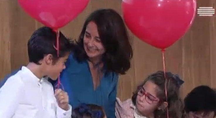 Cultura - Livro português Maria, a alegria na diferença apresentado em Espanha