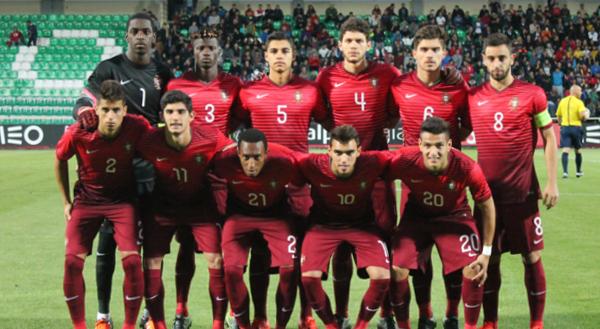 Sub-21: Portugal soma e segue no apuramento para o Europeu