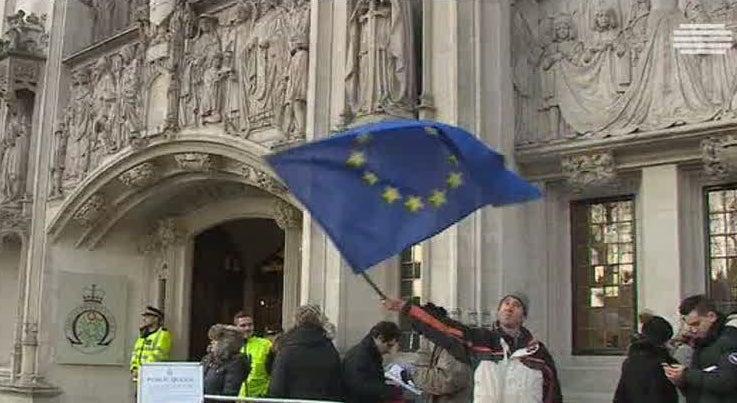 Mundo - Supremo Tribunal britânico começa a analisar recurso interposto pelo Governo sobre saída da UE