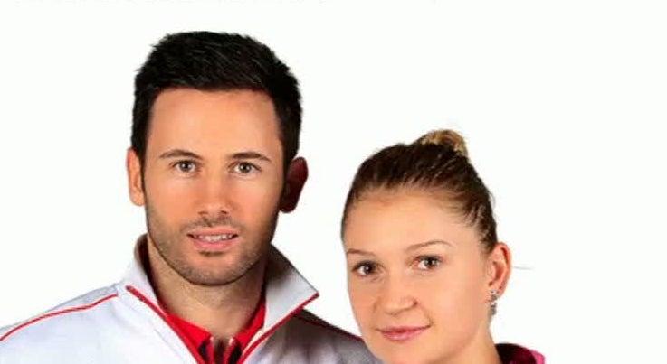 Desporto - Dupla luso-romena � Campe� da Europa em t�nis de mesa