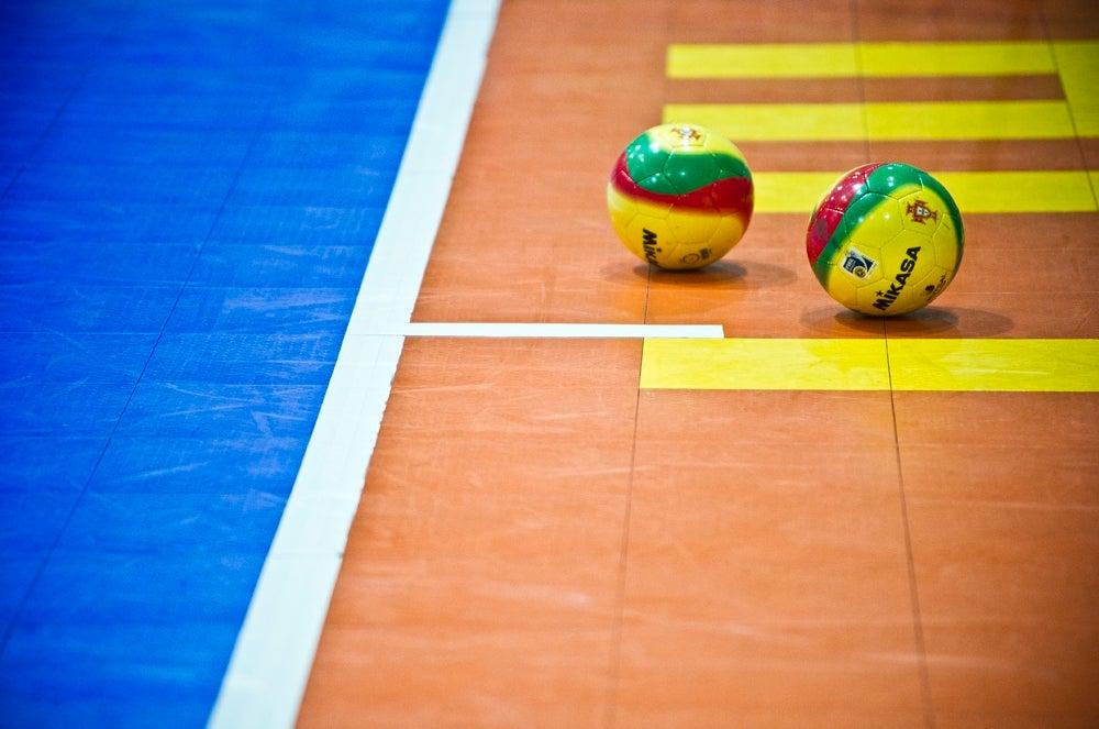 CCRD Burinhosa na final da Taça — Futsal