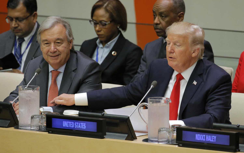 Temer abre assembleia-geral da ONU em Nova York