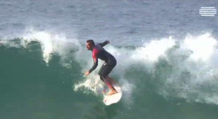 Desporto - Frederico Morais qualificou-se para o circuito mundial de surf