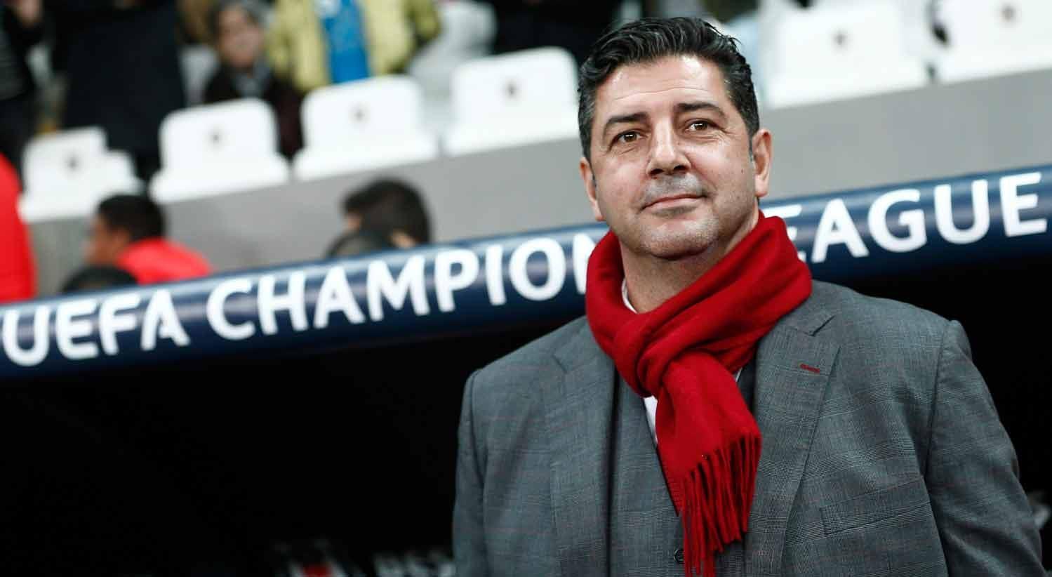Rui Vitória quer manter Benfica afirmativo diante do Moreirense