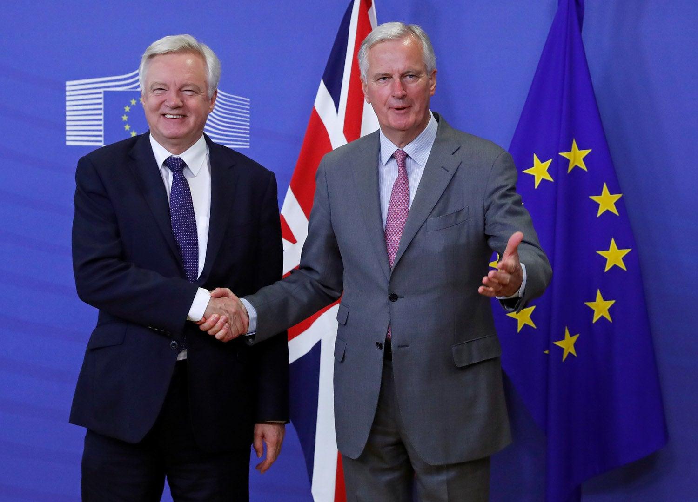 Começa em Bruxelas a segunda rodada de negociações do 'brexit'