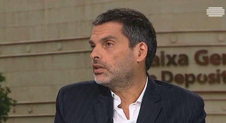 Economia - Pedro Norton deixa CGD para dar liberdade à nova administração